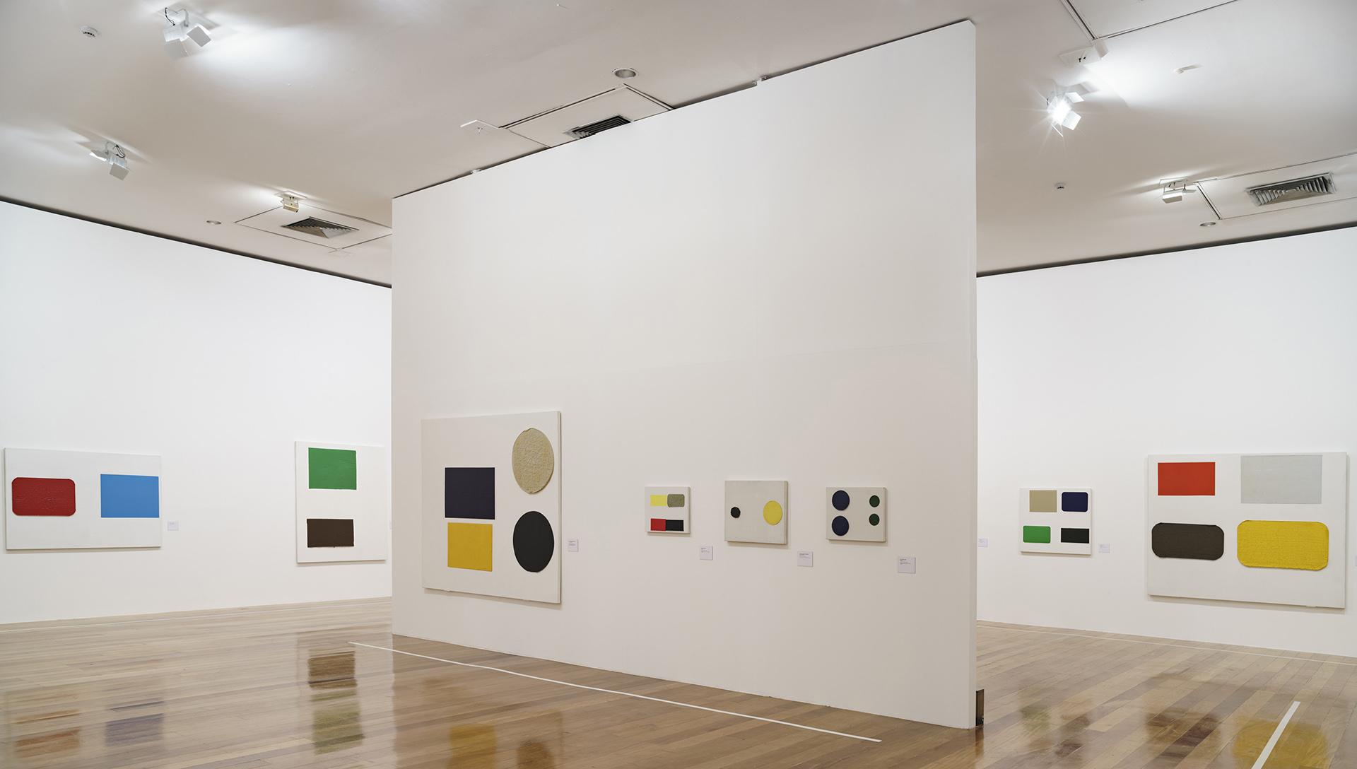 Rodrigo Andrade: pintura  e matéria (1983-2014)
